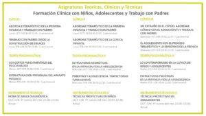 POSTGRADO PSICOLOGIA NIÑOS Y ADOLESCENTES MADRID