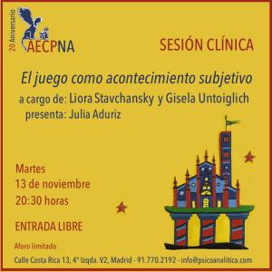 sesion clinica Appendino LOGO azul