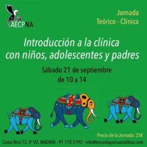 Postgrado clínica niños y adolescentes