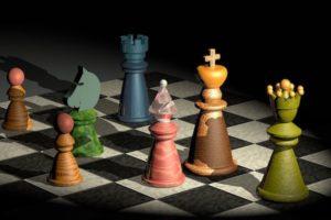 Psicoterapia con juegos reglados