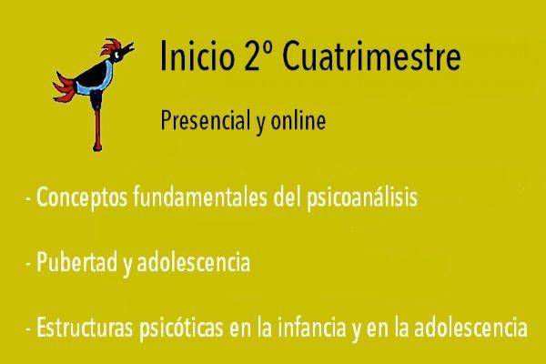 Cursos psicología infantojuvenil en Madrid
