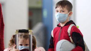 Prevención trauma infantil por coronavirus