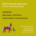 Taller supervisión