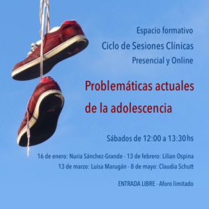 Ciclo sesiones clínicas