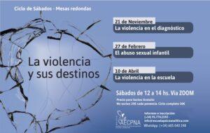 Ciclo de Violencia en la infancia y psicoanálisis